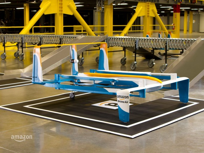 Lieferdrohne Prime Air (Bild: Amazon)