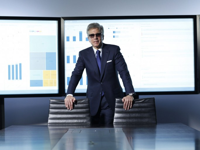 SAP-Chef Bill MCDermott (Bild: SAP)