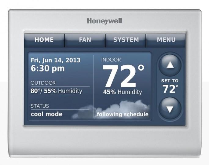 Smartes Heizungsthermostat von Honeywell (Bild: Honeywell)