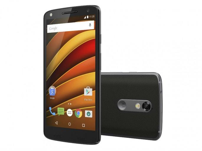 Das Moto X Force (Bild: Motorola).