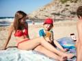 Smarter Bikini (Bild: Vodafone)