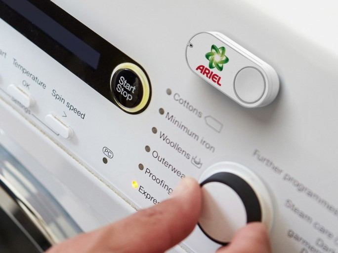 Amazon Dash-Button (Bild: Amazon)