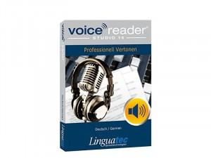 Linguatec Voice Reader Studio (Bild: Linguatec)