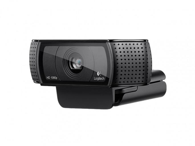 HD Pro Webcam C920 (Bild: Logitech)