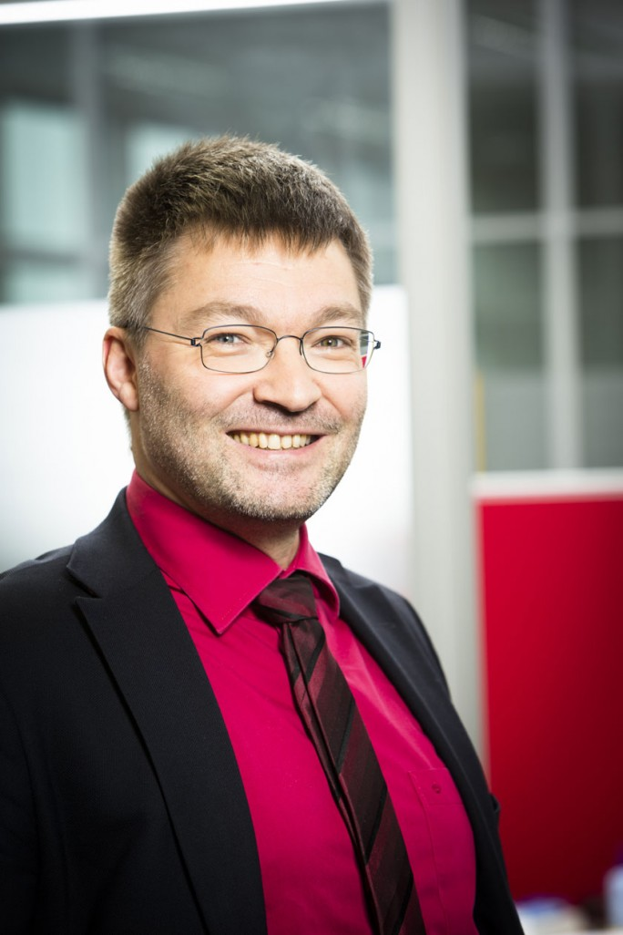 """Container bieten damit eine effiziente Möglichkeit, um Applikationen in einer Private oder Hybrid Cloud bereitzustellen."" Matthias Pfützner ist Senior Solution Architect, Account & Cloud bei Red Hat. (Bild: Red Hat)"