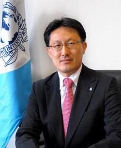 Noboru Nakatani, Executive Director des 2010 gegründeten IGCI (Bild: Interpol)
