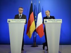 Thomas dede Maizière und Bernard Cazeneuve (Bild: Bundesinnenministerium)