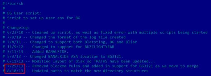 Eine erste Analyse des Codes weist auf das Jahr 2013 hin. (Bild: Kaspersky Lab)
