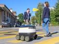 Lieferroboter (Bild: Schweizerische Post)