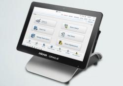 Kassenterminal der Oracle-Tochter Micros System (Bild: Oracle)