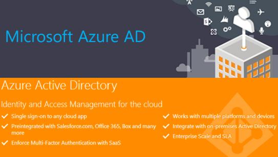 Auch Azure Active Directory ist über den App-Center verfügbar. (Bild: Concur)
