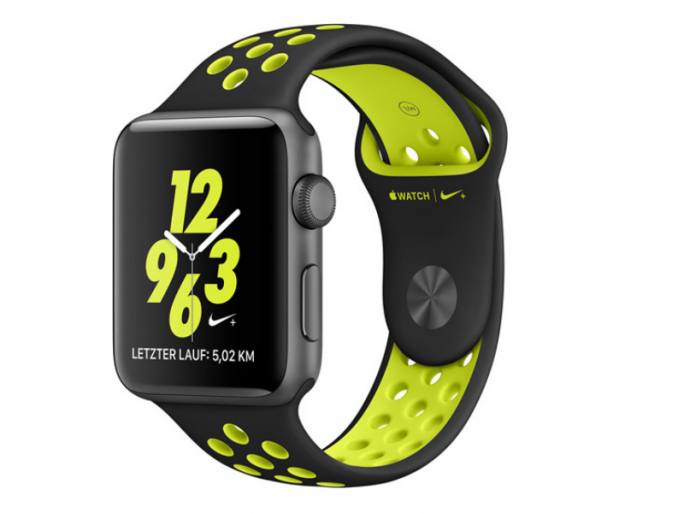 Apple Watch Nike+. (Bild: Apple)