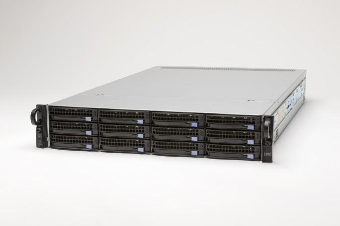 IBM Power System S822LC ist für Big Data optimiert. (Bild: IBM)