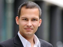 Nico Grove, Juniorprofessor für Infrastrukturökonomie an der Bauhaus-Universität Weimar (Bild: BREKO)