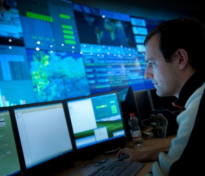 In Magdeburg und Biere betreibt T-System das größte Rechenzentrum in Deutschland. (Bild: T-Systems)