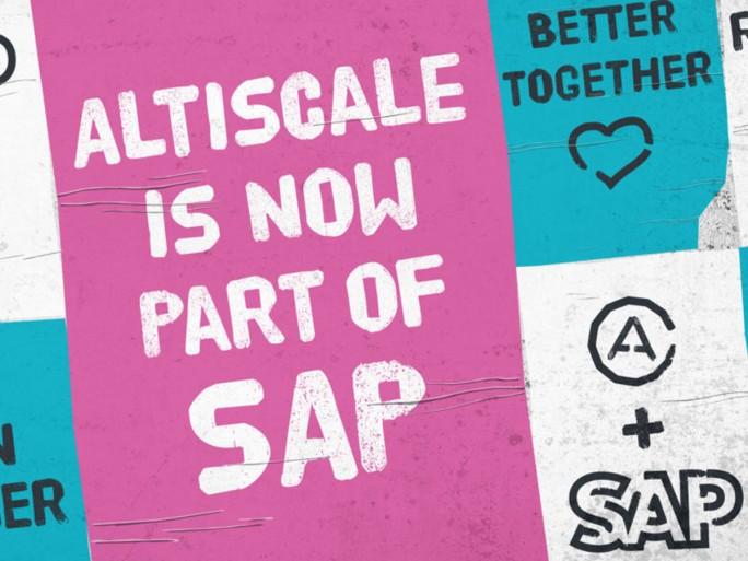 SAP kauft Altiscale (Grafik: Altiscale)