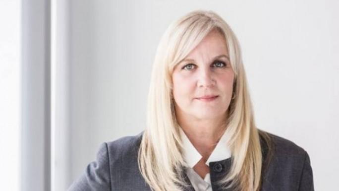 Doris Albiez, Geschäftsführerin von Dell EMC. (Bild: BITKOM)