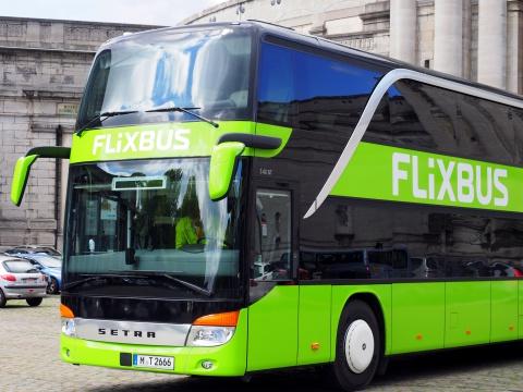 Flixbus, das Startup schafft mit Hilfe der Cloud eine konsistente Erfahrung für den Nutzer. (Bild: FlixBus)