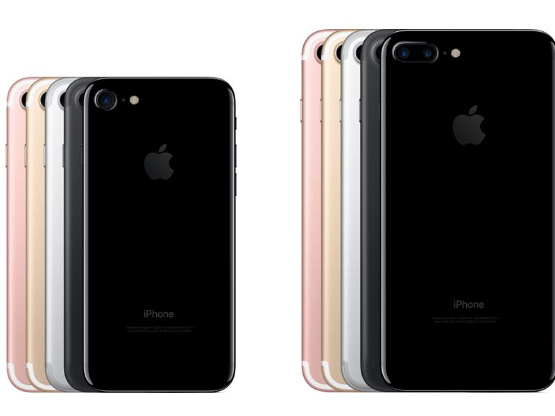iphone 7 und iphone 7 plus apple startet neue generation. Black Bedroom Furniture Sets. Home Design Ideas