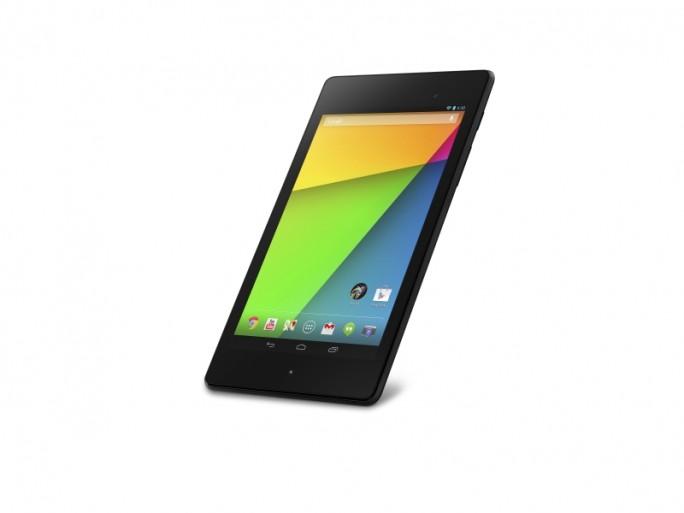 Seit 2013 gibt es das Google Nexus 7. Nun soll ein Nachfolger auf dem Programm stehen. (Bild: Google)