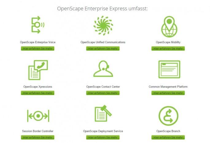 Neben einer einfachen Installation und Administration bietet die Lösung auch zahlreiche Funktionen. (Bild: Unify)