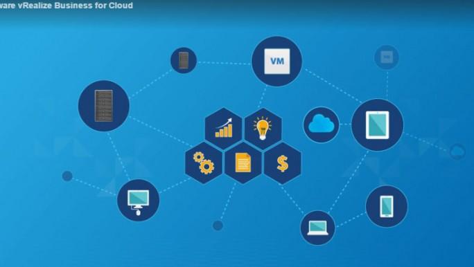 Für das finanzielle Management der Cloud- und IT-Infrastruktur wolle sich VMware künftig auf vRealize Business for Cloud konzentrieren. (Screenshot: silicon.de)