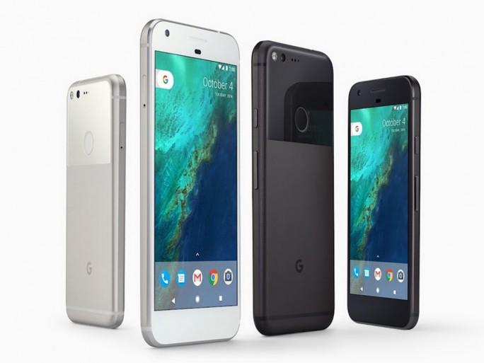 Google Pixel und Pixel XL (Bild: Google)