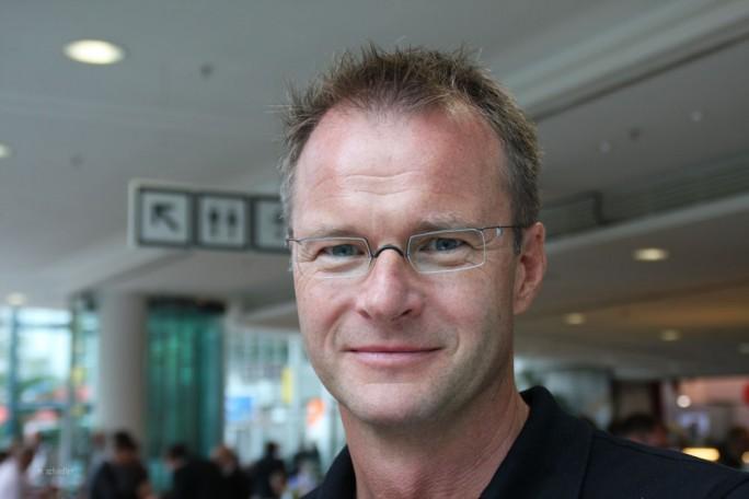 """Andreas Merzt, CEO und Gründer der IT Cube Systems hat düstere Ansichten über die Sicherheitslage von Unternehmen und Organisationen. Er propagiert, klassische Technologien mit """"intelligenten"""" und lernfähigen Systemen zu ergänzen. (Bild: Martin Schindler)"""