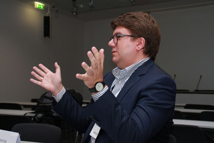 Alexander Bünning, Regional Manager bei Menlo Security, sieht bei vielen Anwendern noch ein zu geringes Interesse am Thema Sicherheit. (Bild: Martin Schindler)