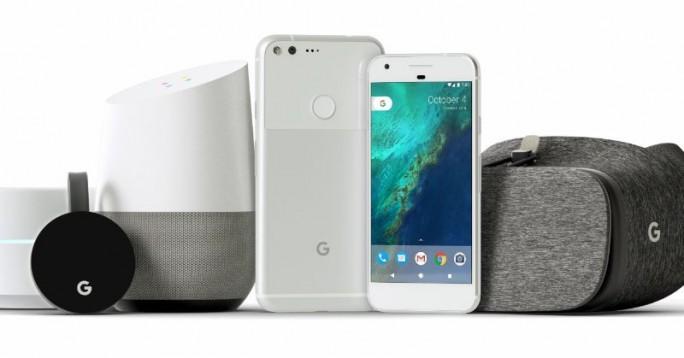 Hardware Made by Google (Bild: Google)