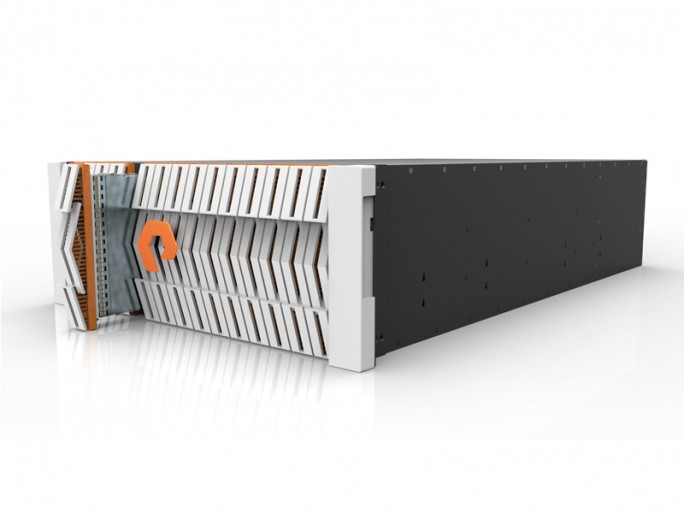 Pure Storage Flashblade (Bild: Pure Storage)