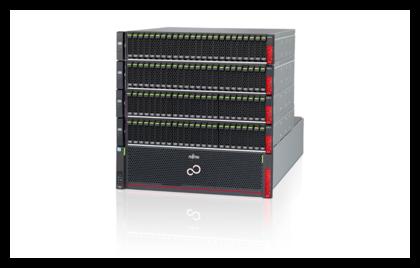 ETERNUS AF650 bietet neben schnellen Antwortszeiten auch zusätzliche Funktionen für Hochverfügbarkeit und Disaster-Recovery. (Bild: Fujitsu)