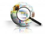 Websuche (Bild: Shutterstock/Angela-Waye)