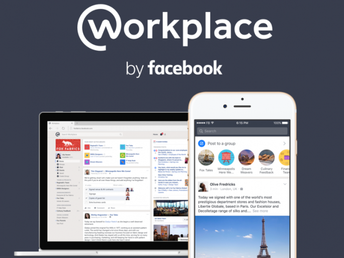Workplace by Facebook (Bild: Facebook)