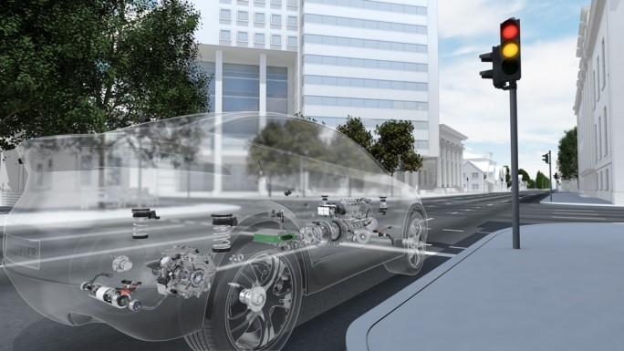 Automobil-Zulieferer Schaeffler ist natürlich auch an der Entwicklung von neuen Systemen für Fahrzeuge interessiert. (Bild: Schaeffler)