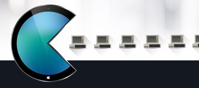 MobileIron Bridge zielt vor allem auf die Einbindung von Windows-10-Geräten wie Microsoft Surface ab und ermöglicht damit ein PC-Management, das aber für den Administrator weniger Interaktion bedeutet. (Bild: MobileIron)