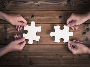 Zusammenarbeit in Teams (Bild: Shutterstock)