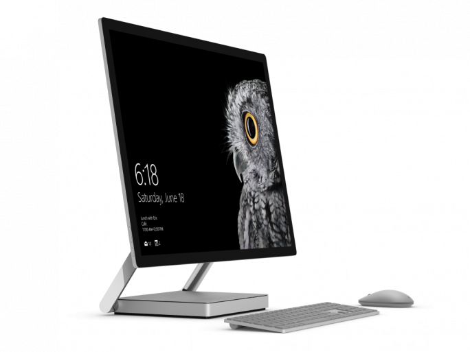 Surface Studio (Bild: Microsoft)