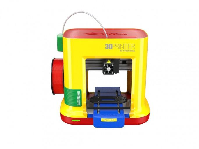 XYZPrinting da Vinci miniMaker (Bild: XYZPrinting)