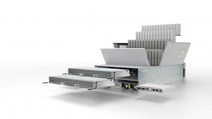Dank des modularen Aufbaus kann der neue Storage Server UCS S3260 sich flexibel an Kapazitätsbedarfe anpassen. (Bild: Cisco)