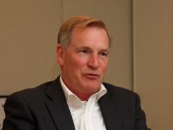 Jochen Wießler, Leiter Geschäftsbereich Mittelstand und Partner bei SAP (Bild: M. Schindler)