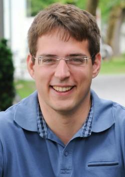 Dr. Martin Werner vom  Lehrstuhl für Mobile und Verteilte Systeme der Ludwig-Maximilians-Universität (Bild: LMU)