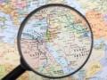 Naher und Mittlerer Osten Landkarte (Bild: Shutterstock)
