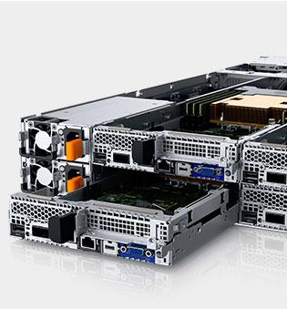 Dell EMC PowerEdge C6320p sorgt für mehr HPC-Leistung. (Bild: Dell EMC)