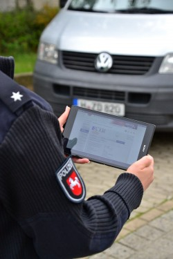 BizzTrust Tablet (Bild: Rohde & Schwarz Cybersecurity)