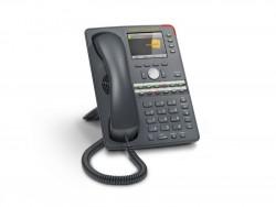Das 2014 vorgestellte, abhörsichere SecugateLV1 ist eine abgeänderte Version des IP-Telefons Snom760 (Bild: Snom).