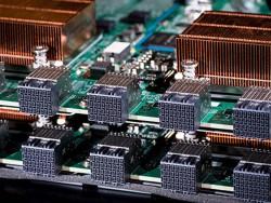 The Machine früher Entwurf Hardware (Bild: HPE)