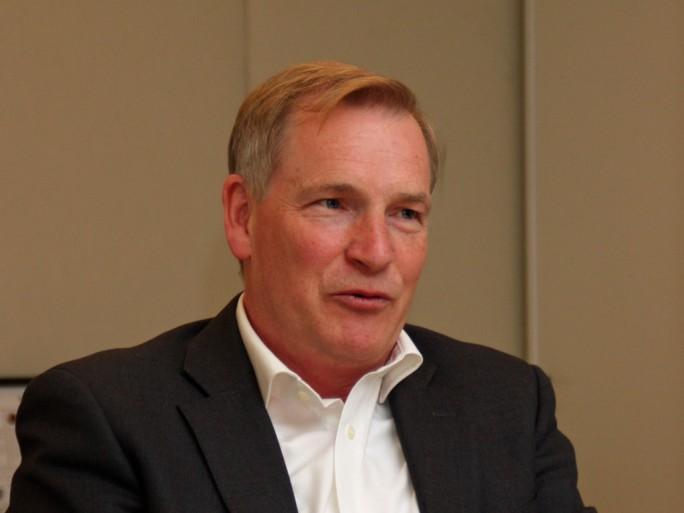 """Jochen Wießler, Leiter Geschäftsbereich Mittelstand und Partner erwartet bei ByDesign einen """"Boom"""". (Bild: M. Schindler)"""
