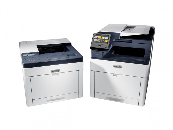 Xerox Phaser 6510 und Xerox WorkCentre 6515 (Bild: Xerox)