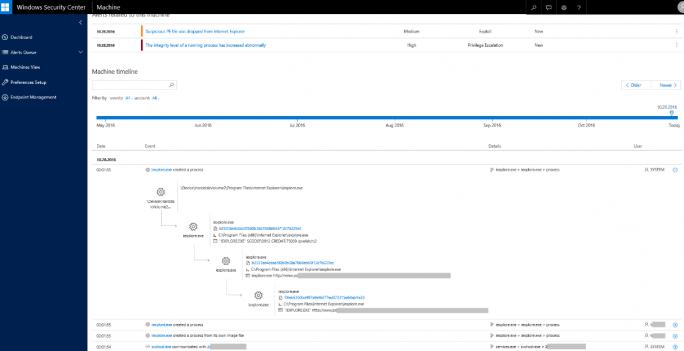 Windows Defender erkennt das Sicherheitsleck, das die Hackergruppe Strontium verwendet. (Bild: Microsoft)